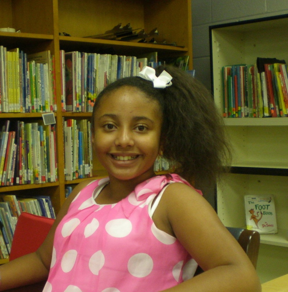Roaring Reader Student Recognized